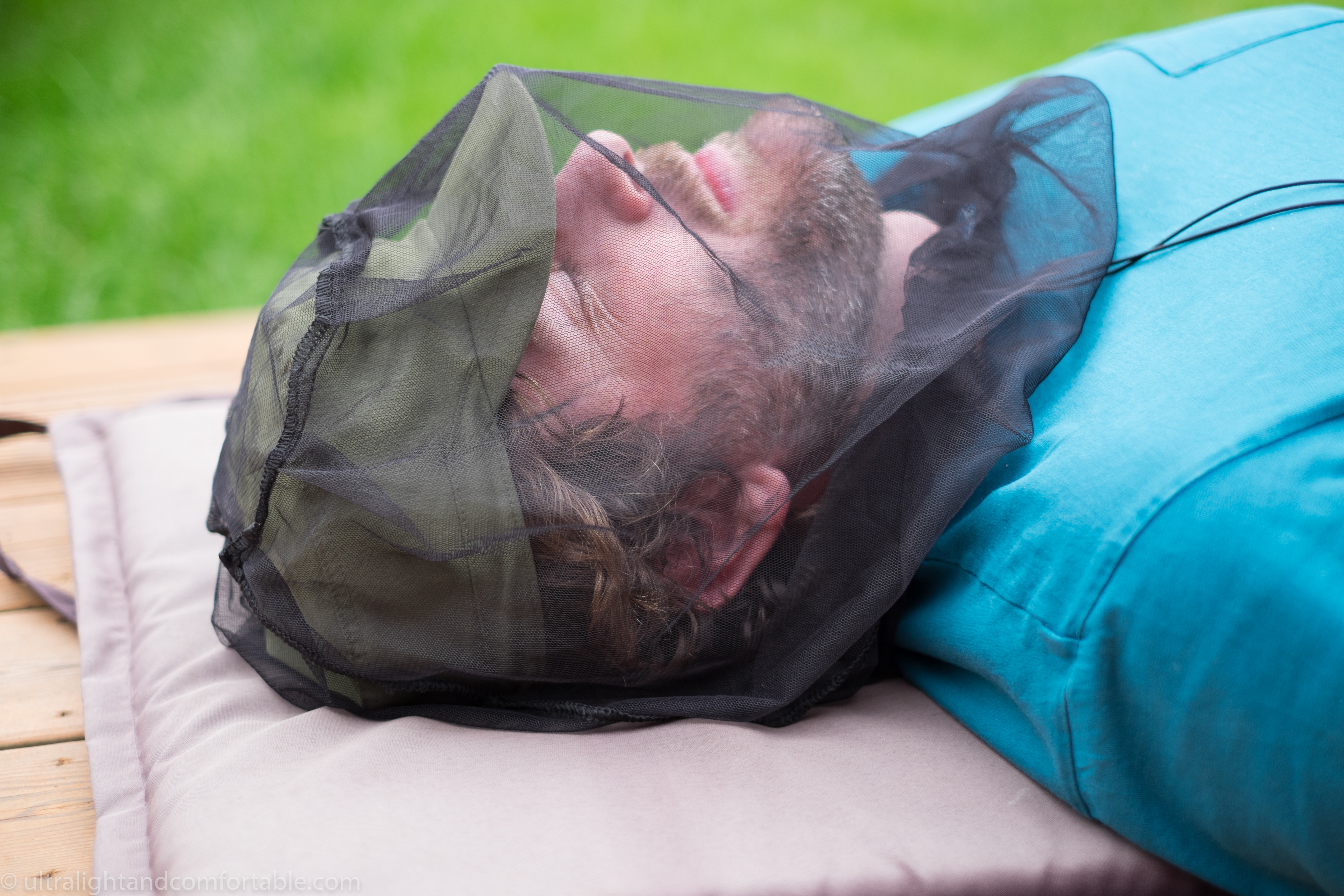 When I donu0027t feel like bringing a proper tent or bug net I find sleeping like this is perfectly fine. & The Humble mosquito head net.. and all itu0027s uses u2013 Ultralight and ...