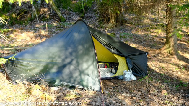 Gear review: Hilleberg Enan