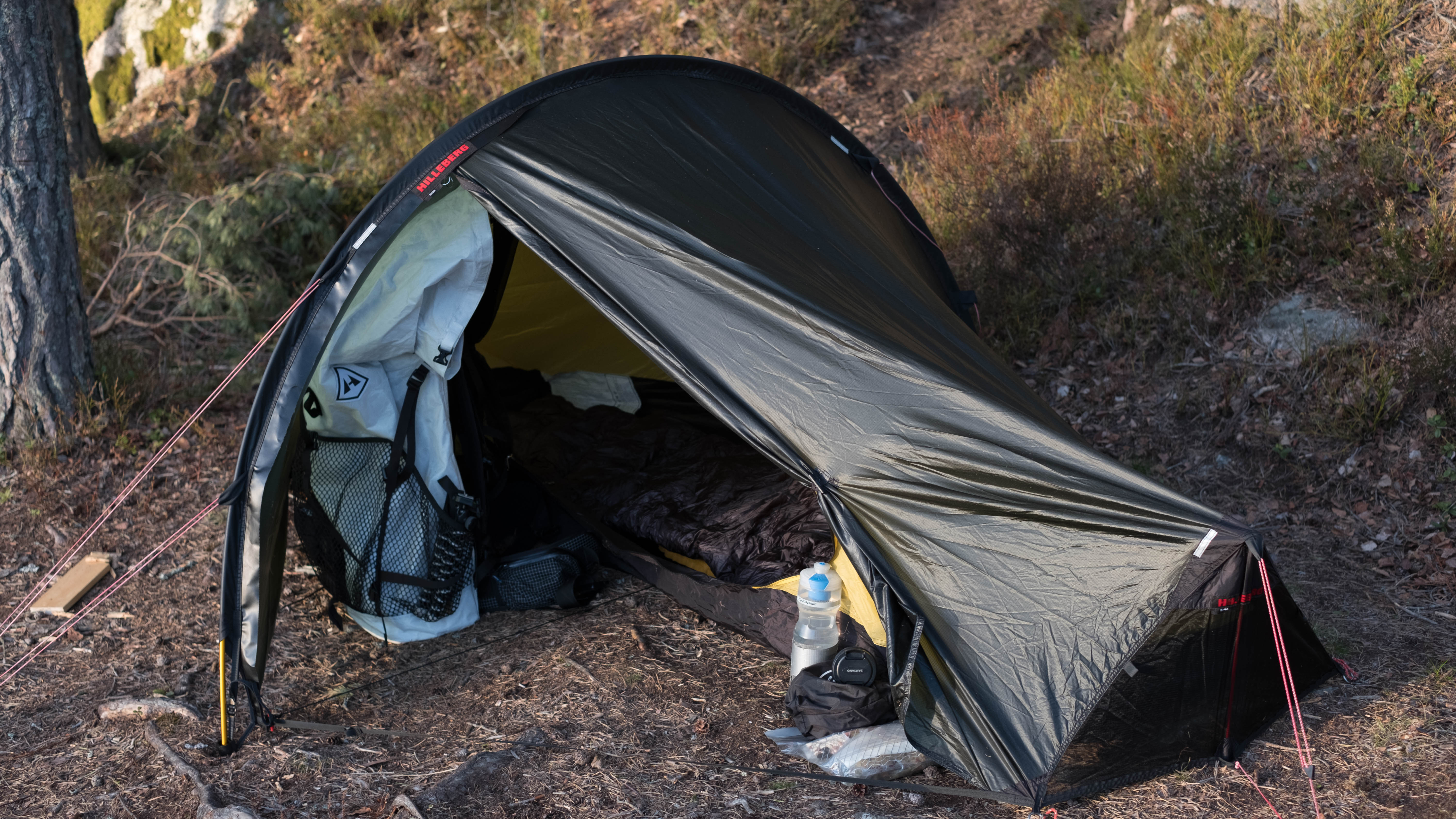 The Hilleberg Enan really is simplistic perfection. An excellent one man tent & Gear review: Hilleberg Enan u2013 Ultralight and Comfortable