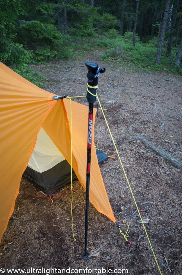 Gear review: Fizan compact trekking poles