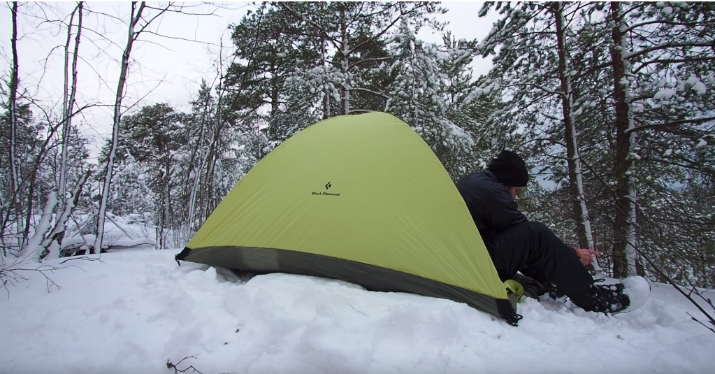 Gear Review: Black Diamond Firstlight tent